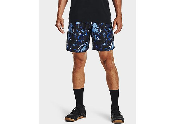 Under Armour Adapt Woven Shorts - Tech Blue - Mens