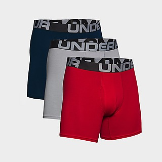 Under Armour Charged Cotton® 15 cm Boxerjock® 3-Pack