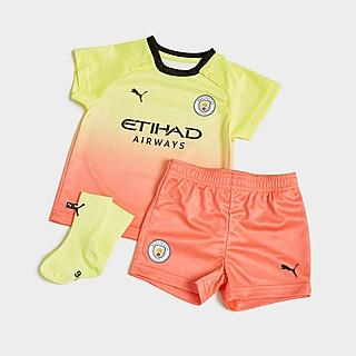 Puma Manchester City FC 2019/20 Third Kit Infant