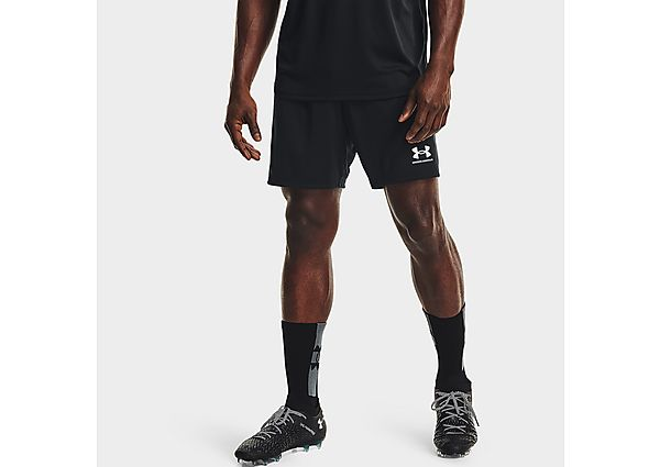 Under Armour Challenger Knit Shorts - Black