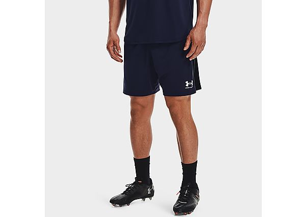 Under Armour Challenger Knit Shorts - Navy