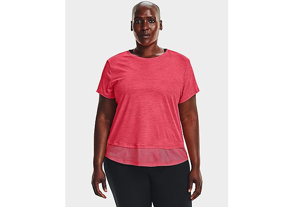 Under Armour Plus Size Tech Vent T-Shirt - Brilliance