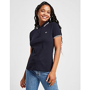 7d71a5219 Fred Perry Tipped Polo Shirt ...