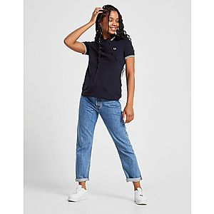 95f2dc0c3 Fred Perry Tipped Polo Shirt Fred Perry Tipped Polo Shirt