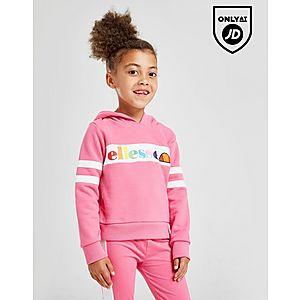 d5e76d4cfca5b7 ... Ellesse Girls' Aglio Hooded Suit Children