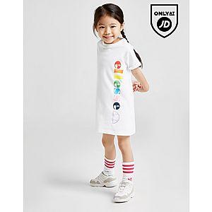 f4fa6dfd2a2 Ellesse Girls' Edera T-Shirt Dress Children ...
