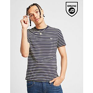 82f56c23e Fred Perry Fine Stripe T-Shirt ...