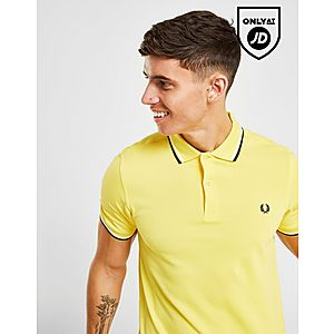 95b0a7bb13d9 Fred Perry | Men's Polo Shirts, Jackets & Shoes | JD Sports