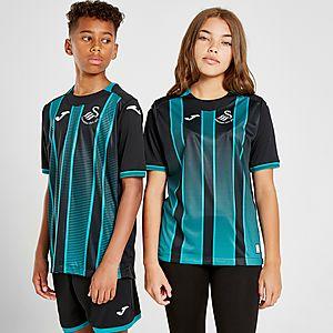 best loved b585d be240 Joma Swansea City FC 2019/20 Away Shirt Junior