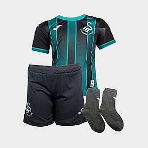 pretty nice 1d98e 51c0e Joma Swansea City FC 2019/20 Away Kit Children