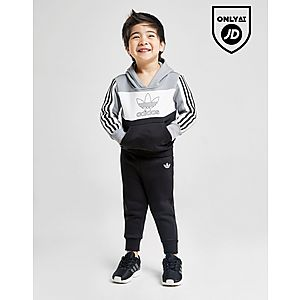 447be053d adidas Originals Spirit Overhead Tracksuit Infant ...