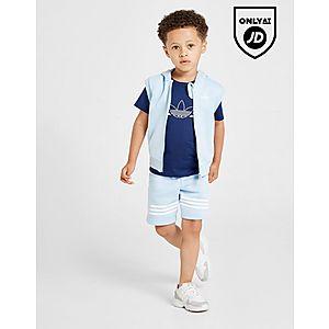 7d2e54e8b adidas Originals 3-Piece Sleeveless Suit Infant ...