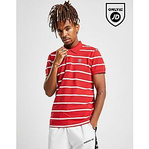 22862a32d adidas Originals Stripe Polo Shirt ...