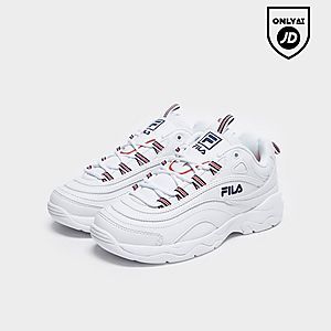 Kids - Fila Junior Footwear (Sizes 3-5.5) | JD Sports