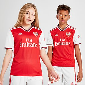brand new e5db5 3e510 adidas Arsenal FC 2019/20 Home Shirt Junior