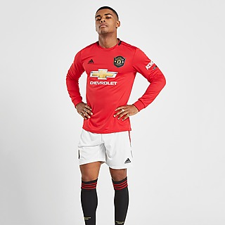 adidas Manchester United FC 19/20 Home Shorts