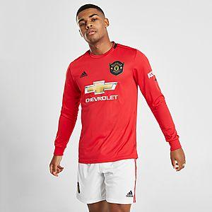 Manchester United Home Kits | Shirts & Shorts | JD Sports