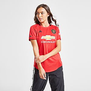 new concept 21d96 90ac0 adidas Manchester United 19/20 Home Women's