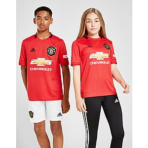 271d3f3c8 adidas Manchester United 19/20 Home Shirt Junior ...