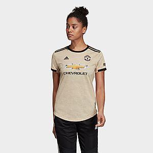 the best attitude 45072 de244 adidas Manchester United 2019/20 Away Shirt Women's