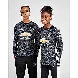 25689604b adidas Manchester Utd 19/20 Goalkeeper Away Shirt Jnr PRE ...