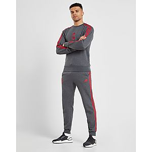 eb66b48abd1 ... adidas Ajax 3-Stripes Crew Sweatshirt
