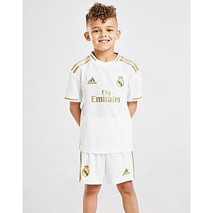 32f749c39 adidas Real Madrid 2019/20 Home Kit Children ...