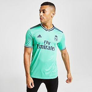new product 84f2c cc769 adidas Real Madrid 2019/20 Third Shirt