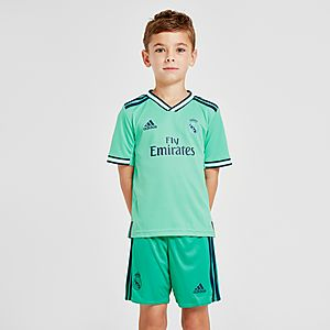 size 40 e7617 396c4 adidas Real Madrid 2019/20 Third Kit Children