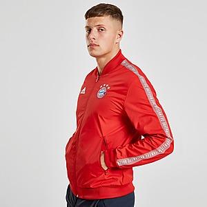 2019 2020 Benfica Adidas Presentation Jacket (Red)