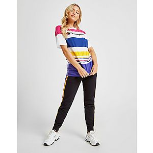 f723200ede ... Champion Logo Stripe T-Shirt
