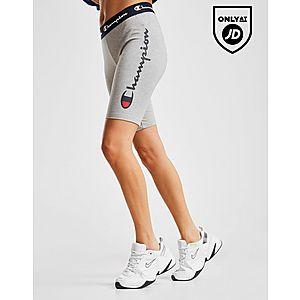 72834e7e3d11 Champion Logo Cycle Shorts Champion Logo Cycle Shorts