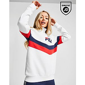 812842876a9e Fila Chevron 1/4 Zip Track Top ...