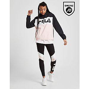 87179df562ca3 ... Fila Colour Block 1/4 Zip Jacket