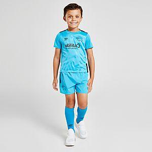 Umbro Derby County FC 2019/20 Away Kit Children