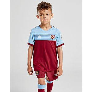 e2b717a30 Umbro West Ham United 2019/20 Home Kit Children ...