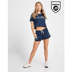 66b81fe8dbe1 Ellesse Tape Poly Shorts Ellesse Tape Poly Shorts