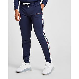 562621c6 ... Tommy Hilfiger Tape Flag Cuffed Track Pants