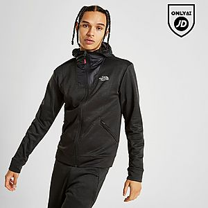 8d412e6b8 The North Face Mittelegi Full Zip Woven Hoodie