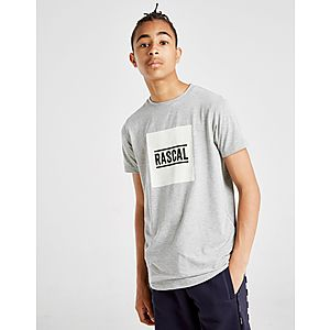 d4eac06b Rascal Logo Box T-Shirt Junior ...