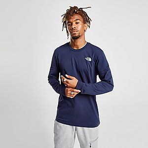 73180f6c4 The North Face Simple Dome Long Sleeve T-Shirt