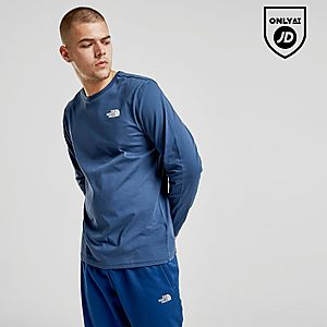 24d328944 The North Face Simple Dome Long Sleeve T-Shirt