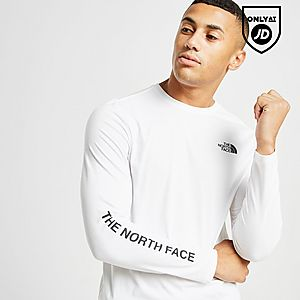 570015c88 The North Face Long Sleeve T-Shirt
