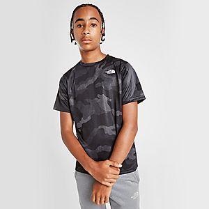 22ef424eefad0 The North Face Short Sleeve Reaxion T-Shirt Junior