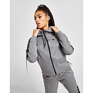 0f2dbf26 The North Face Tape Poly Full Zip Hoodie ...