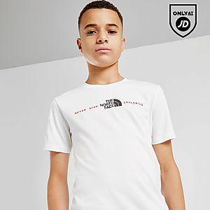 b7b0a08e8 The North Face Central Logo T-Shirt Junior
