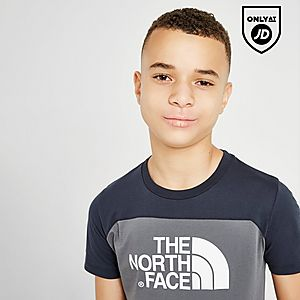 e11d7fcb1 Kids - The North Face T-Shirts & Polo Shirts | JD Sports