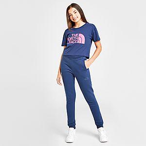ac082fc4a The North Face Girls' Logo Crop T-Shirt Junior