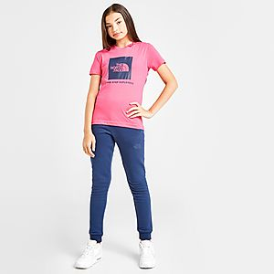 4f4080cde The North Face Girls' Logo Box T-Shirt Junior