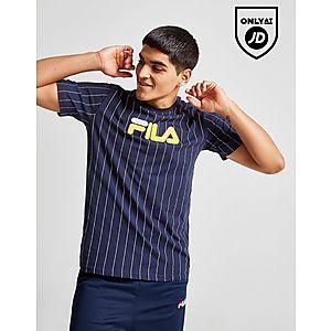8dc249d7c Fila Gregor Stripe T-Shirt ...